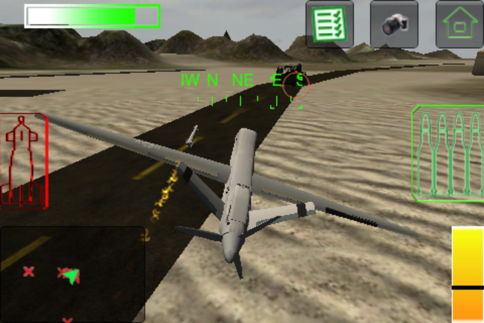 Screenshot Drone Fighter 3D